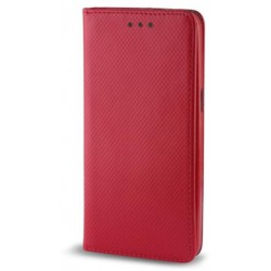 Smart Magnet case for Samsung S9 red