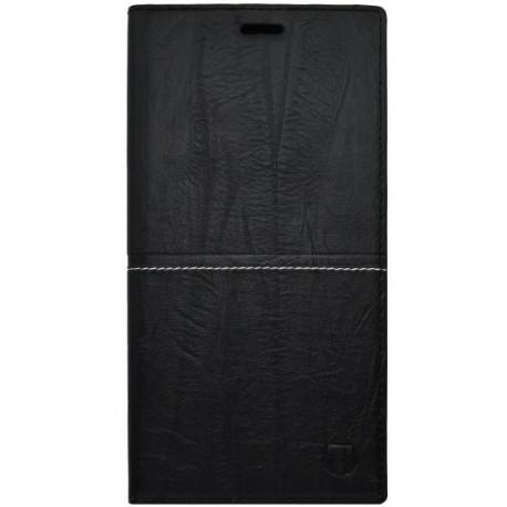 Knižkové puzdro Luxury Huawei Mate 10 Lite čierne