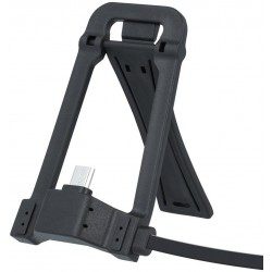 Stand iPhone cable black