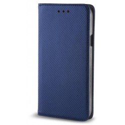 Smart Magnet case for Huawei P Smart navy blue