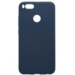 Plastové puzdro Epico Silk Matt Xiaomi Mi A1 modré