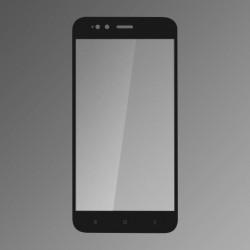 Ochranné sklo Q sklo Xiaomi Mi A1 čierne, fullcover, 0,33mm