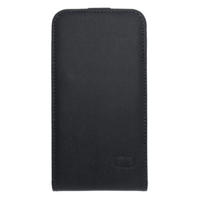 Knižkové puzdro Samsung i9300 Galaxy S3, čierne