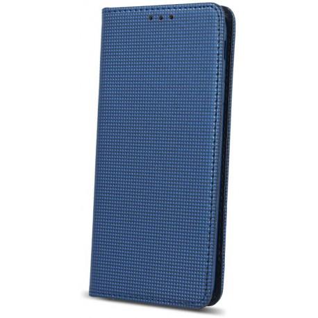 Smart Bingo case for Samsung A8 2018 A530 navy blue