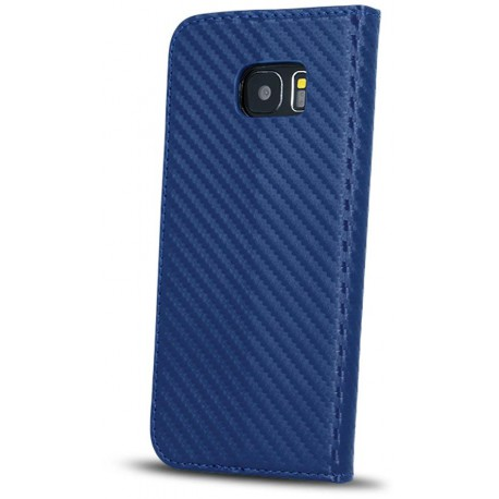 Smart Carbon case for Samsung S9 navy blue