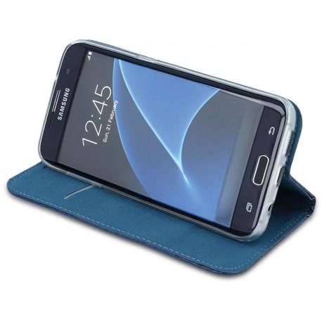 Smart Carbon case for Samsung S9 navy blue