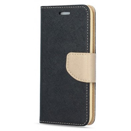 Smart Fancy case for Samsung S9 Plus black-gold