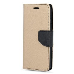 Smart Fancy case for Samsung S9 Plus gold-black