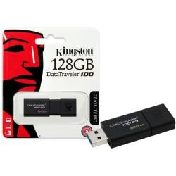 Kingston pendrive DT100 128GB USB 3.0