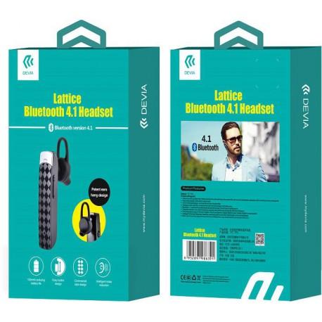 Bluetooth DEVIA Lattice 4.1 black
