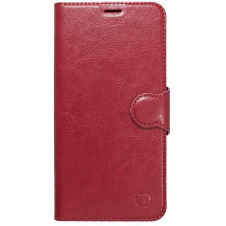 Bočné knižkové puzdro Huawei Honor 9 Lite červené