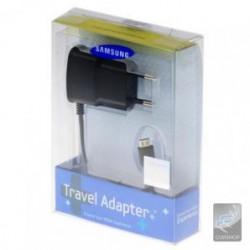 Nabíjačka Samsung microUSB Originál blister čierna
