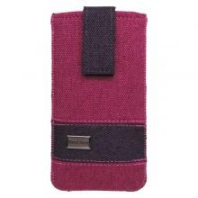Textilné puzdro September iPhone 6, ružové