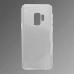 Gumené puzdro Samsung Galaxy S9 priehľadné, nelepivé