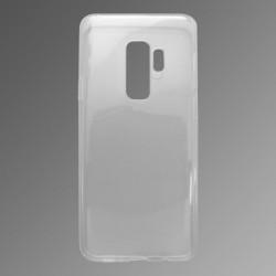 Gumené puzdro Samsung Galaxy S9 Plus priehľadné, nelepivé
