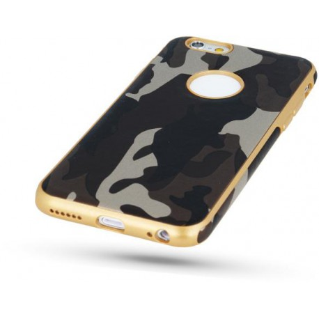 Army case for iPhone 7 brown