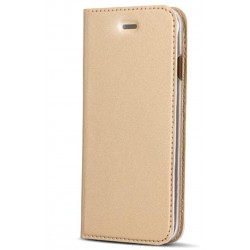 Case Smart Premium for Samsung A8 2018 A530 gold