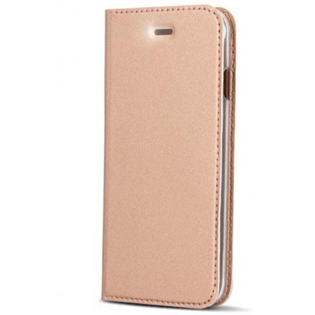 Case Smart Premium for Samsung A8 2018 A530 pink
