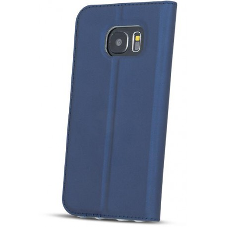 Case Smart Premium for Samsung A8 2018 A530 navy blue