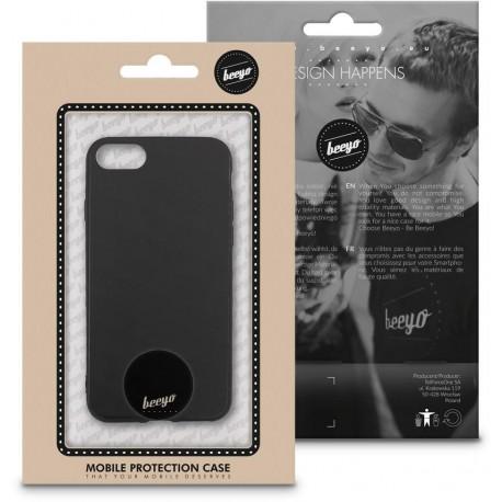 Beeyo Glass case for Samsung S7 Edge G935 black