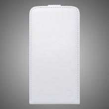 Knižkové puzdro Sony Xperia E4, biele