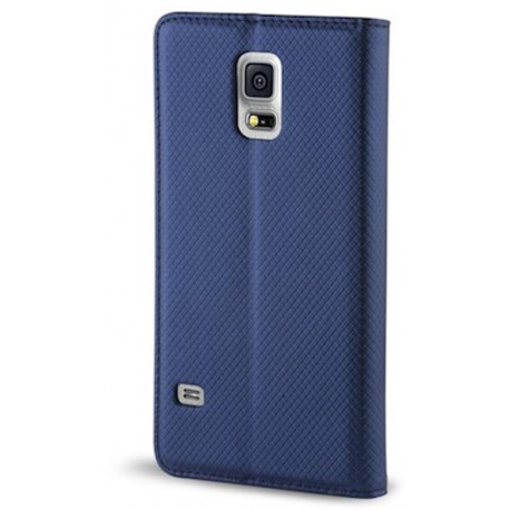 Smart Magnet case for Xiaomi Redmi 4A navy blue