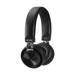 Acme Europe BH203 wireless headphones black