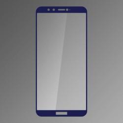 Ochranné sklo Q sklo Huawei Honor 9 Lite modré fullcover 0.33 mm