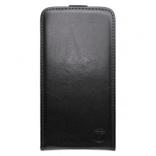 Knižkové puzdro Sony Xperia E4g, čierne