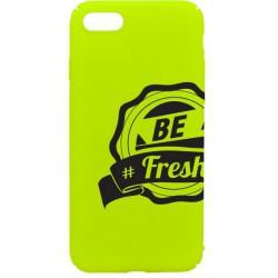Plastové puzdro Be Fresh iPhone 8