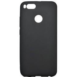 Plastové puzdro Epico Silk Matt Xiaomi Mi A1 čierne