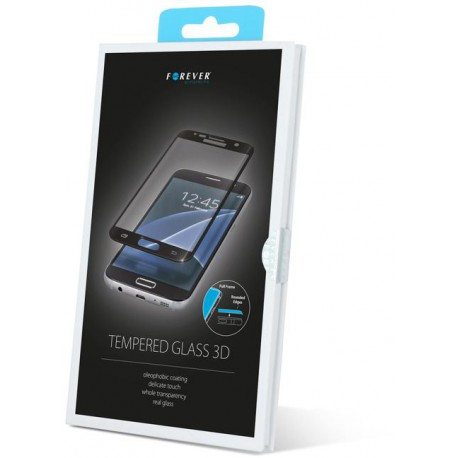 Tempered Glass 3D Forever for iPhone 7 Plus / iPhone 8 Plus black