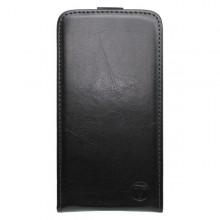 Knižkové puzdro Huawei P8 Lite sklopné, čierne