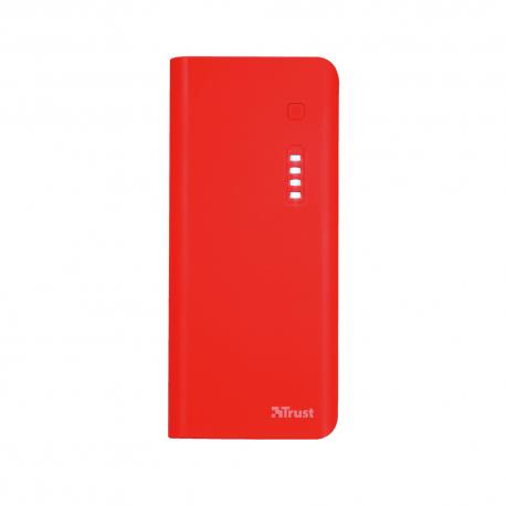 Trust Powerbank 10000 Primo red