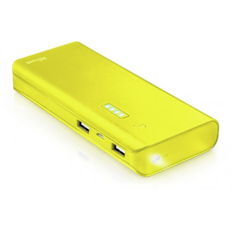 Trust Powerbank 10000 Primo yellow
