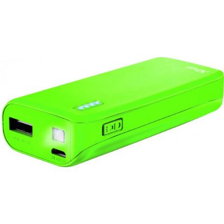 Trust Powerbank 4400 Primo neon green