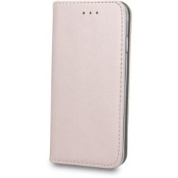 Smart Magnetic case for Huawei P20 Lite rose gold