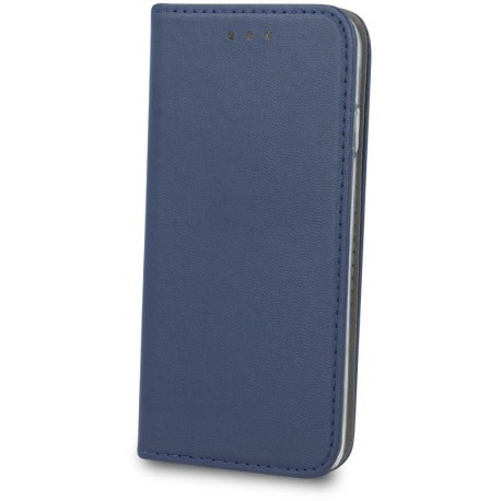 Smart Magnetic case for Huawei P20 Lite navy blue