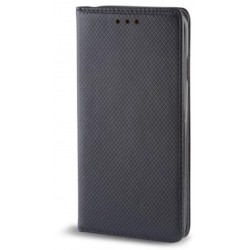 Smart Magnet case for Huawei Y6 2018 black