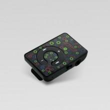 MP3 prehrávač na MicroSD kartu, čierny