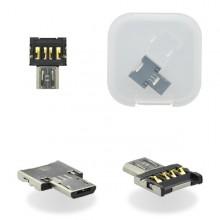 OTG adaptér MicroUSB do USB