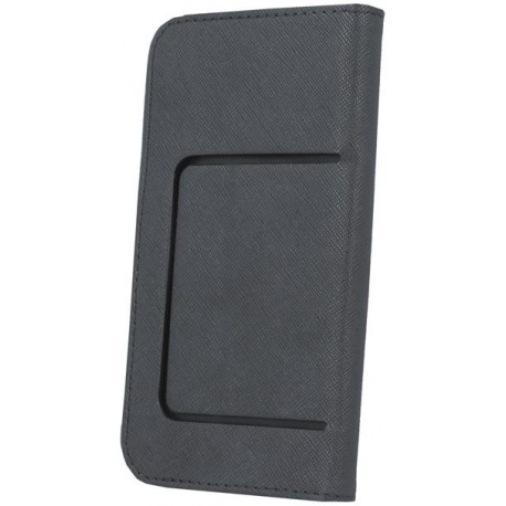 "Smart Universal Fancy Silicon case 5,5"" 87x159 black"