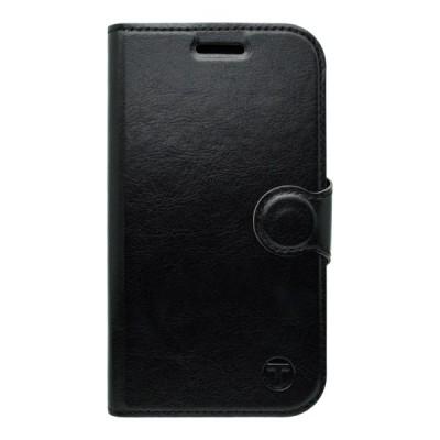 Knižkové bočné puzdro Samsung Galaxy S3, čierne