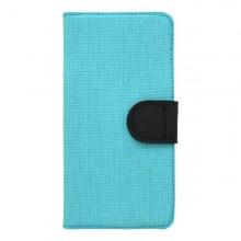Knižkové puzdro Huawei P8 Lite, modré