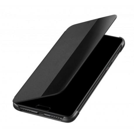 Huawei flip smart case for Charlotte black