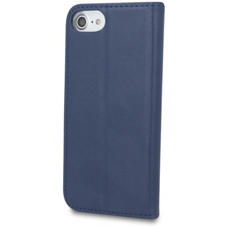 Smart Magnetic case for Samsung A6 2018 navy blue