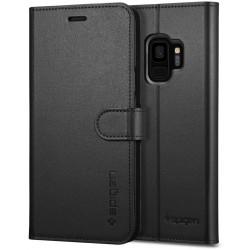 Spigen Wallet S for Samsung S9 black