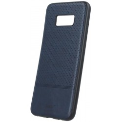 Beeyo Premium case for Samsung A6 2018 navy blue