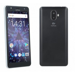 Telefon DUAL SIM myPhone 18 x 9 POCKET - čierny