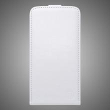 Knižkové puzdro LG V10, biele, sklopné